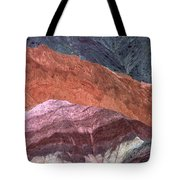 The Hill Of Seven Colors Tote Bag
