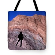 The Hill Of Seven Colours Jujuy Argentina Tote Bag