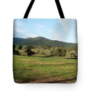 The Hills Near Marriot Ranch Tote Bag