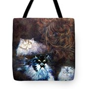 The Himalayans Tote Bag