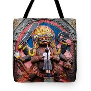 The Hindu God Shiva Tote Bag