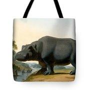 The Hippopotamus, 1804 Tote Bag