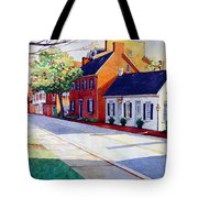 The Historic District Tote Bag