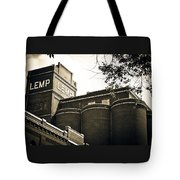 The Historic Lemp Brewery Tote Bag