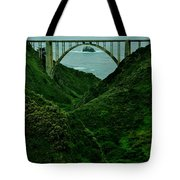 The Historic Pch Tote Bag