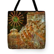 The History Of Consciousness Tote Bag