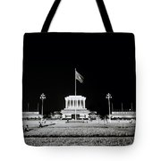 The Ho Chi Minh Mausoleum In Hanoi Tote Bag