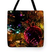 The Holidays Tote Bag