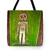 The Hollow Men 88 - Lone Idea Tote Bag