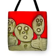 The Hollow Men 88 - Three Walkers Tote Bag