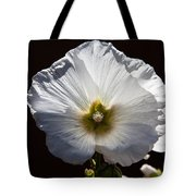 The Hollyhock Tote Bag