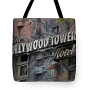 The Hollywood Hotel Signage Tote Bag