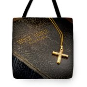 The Holy Bible Tote Bag