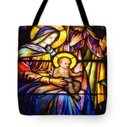The Holy Child Tote Bag