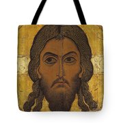 The Holy Face Tote Bag