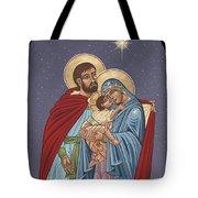 The Holy Family For The Holy Family Hospital Of Bethlehem Tote Bag