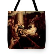 The Holy Night Tote Bag