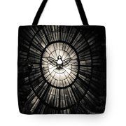The Holy Spirit As A Dove Tote Bag