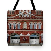 The Home Of Country Music Tote Bag