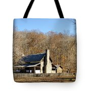 The Homeplace - Main House Tote Bag