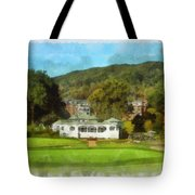 The Homestead Country Club Tote Bag