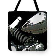 The Honda's Shadow Tote Bag