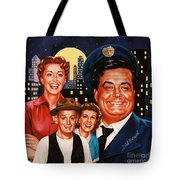 The Honeymooners Tote Bag