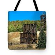 The Hoosier Mine Tote Bag