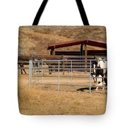 The Horse Ranch 3 Tote Bag