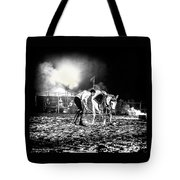 The Horse That Suffered  Tote Bag