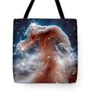 The Horsehead Nebula Tote Bag