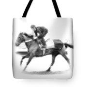 The Horseman Tote Bag