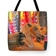 The Horses Tote Bag