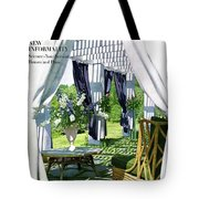The Horsts Garden Tote Bag