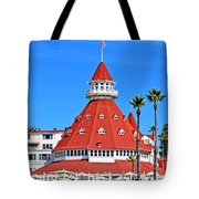 The Hotel Of Hotels Tote Bag