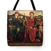 The Hours, 1870-82 Tote Bag