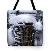The House Moving Truck Tote Bag