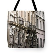 The House Of Omenoni Milan Italy Tote Bag