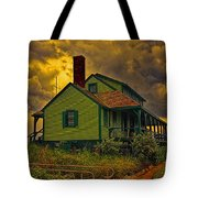 The House Of Refuge Tote Bag