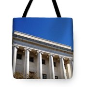 The House Office Building  Tote Bag