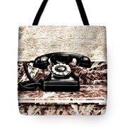 The House Phone Tote Bag