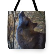 The Howl Tote Bag
