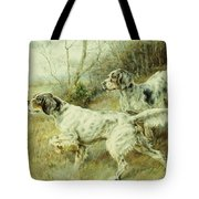 The Hunt Tote Bag by Edmund Henry Osthaus
