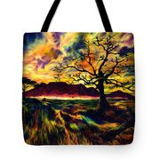 The Hunter Tote Bag by Kd Neeley