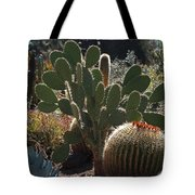 The Huntington Desert Garden Tote Bag by Rona Black