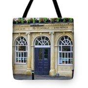 The Huntsman Pub In Bath 8456 Tote Bag