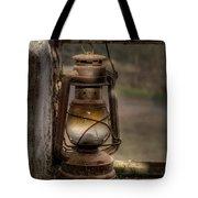 The Hurricane Lamp Tote Bag