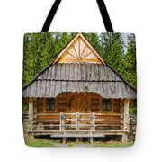 The Hut Tote Bag