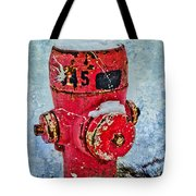 The Hydrant Tote Bag