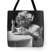 The Ice Cream Girl Tote Bag